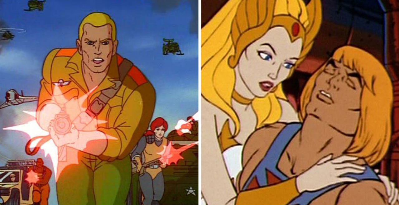 Free Episodes GI JOE and He-Man