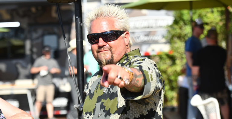 Guy Fieri Launches Fund