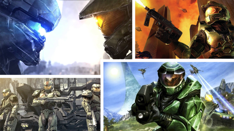 Best Halo Games Ranked
