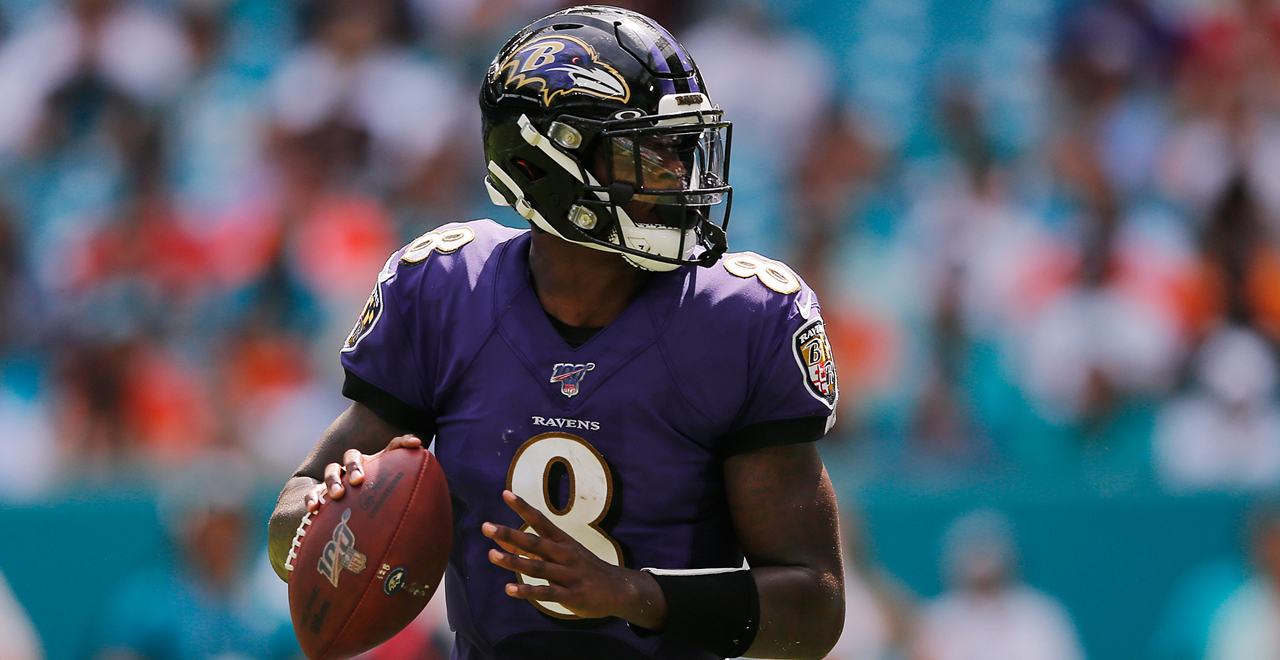 The Dad On Flipboard Lamar Jackson Lands Madden Cover Not Worried About Infamous Curse