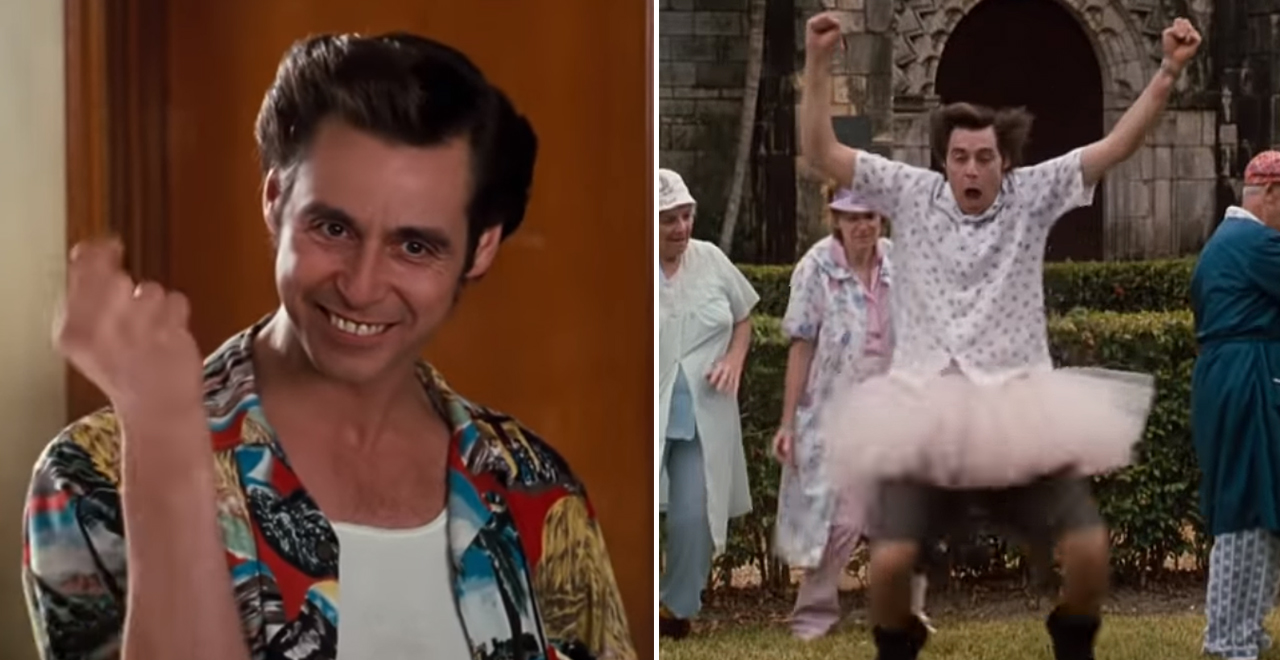 Al Pacino is Ace Ventura