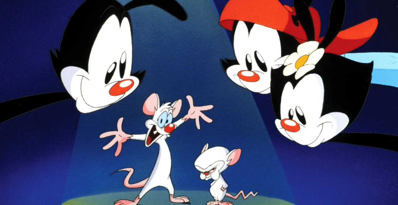 Pinky and the Brain Animaniancs