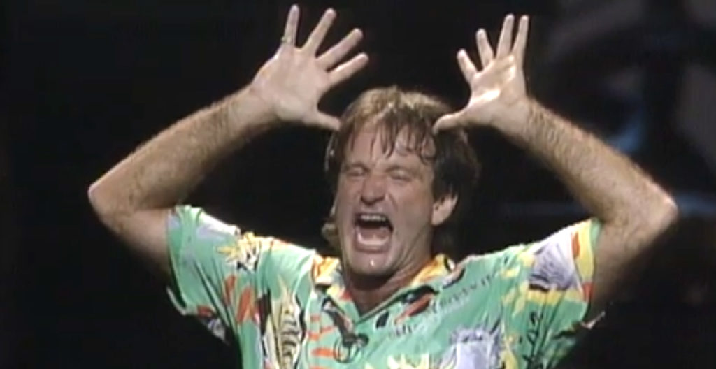 Robin Williams YouTube Channel
