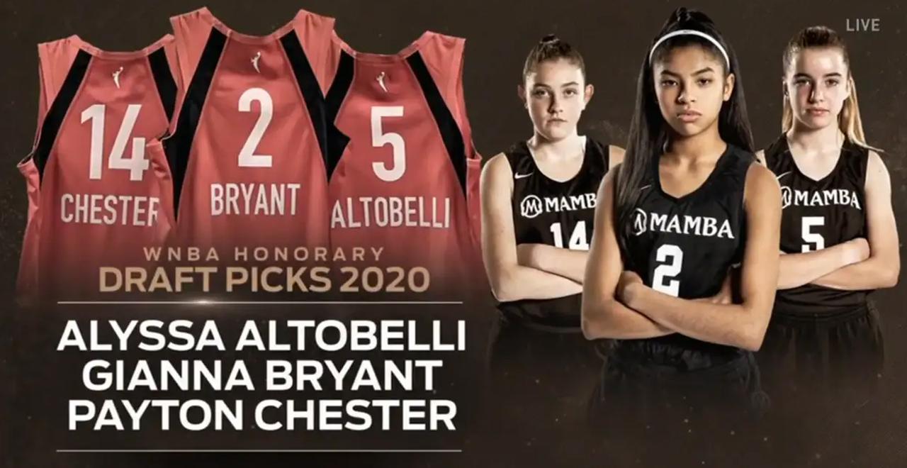 WNBA Honorary Draft