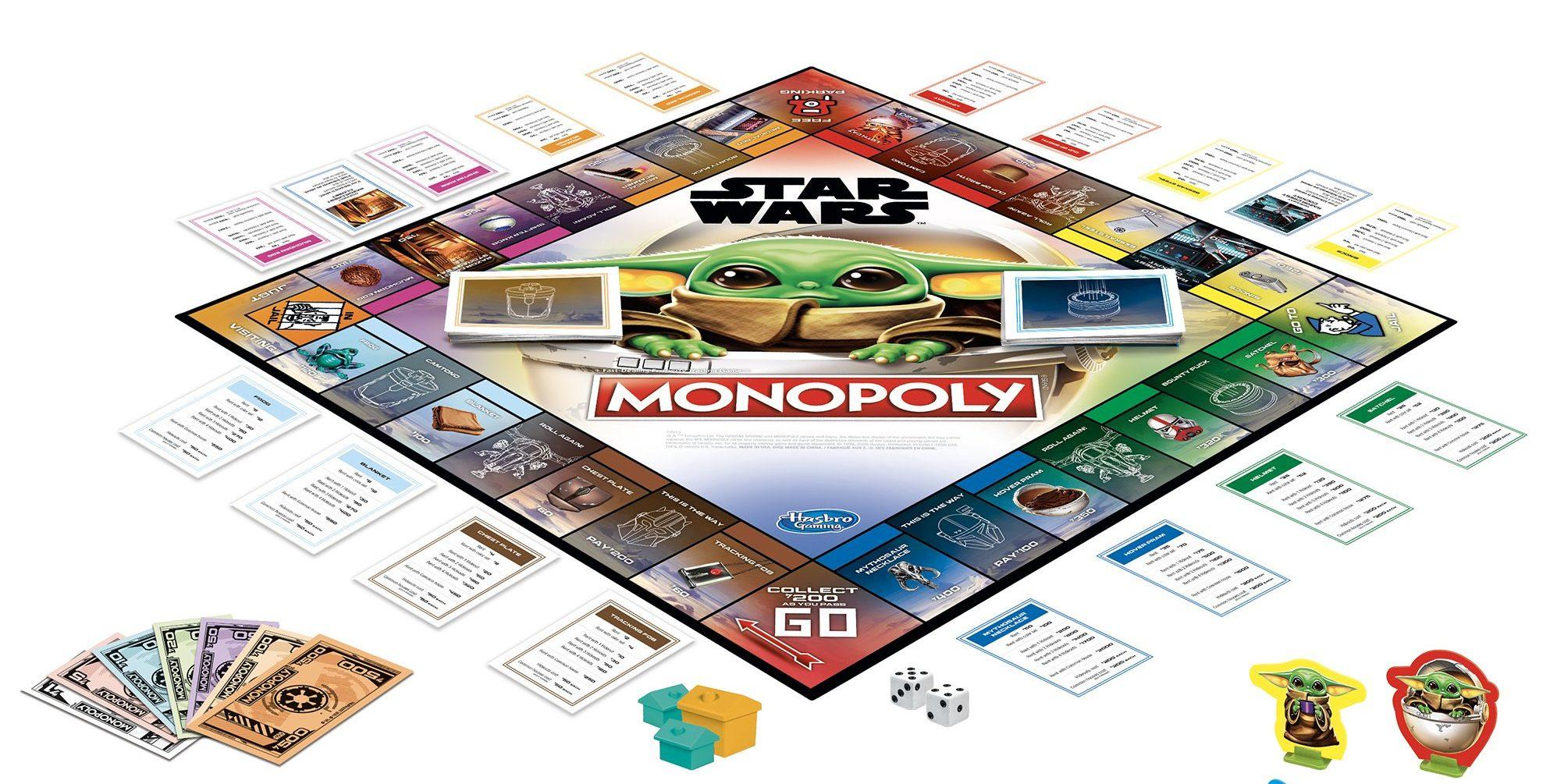 Mandalorian Monopoly 2
