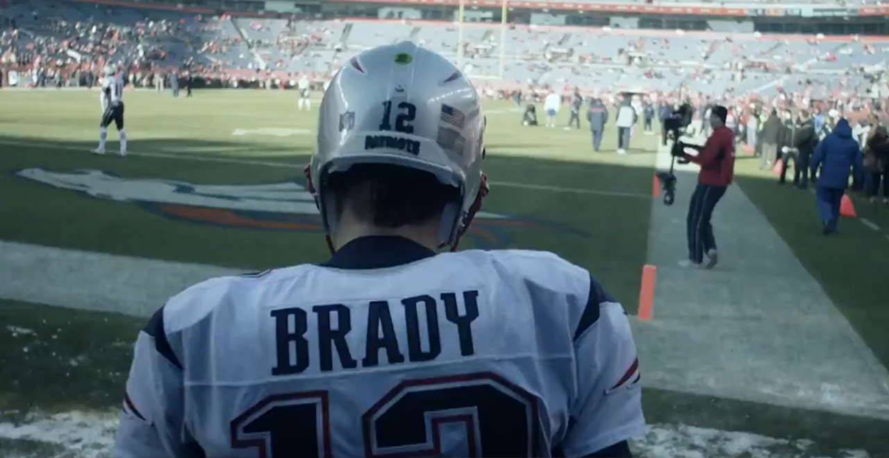 """Brady Getting Jordan Treatment With 10-Part ESPN Doc """"Man in the Arena"""""""