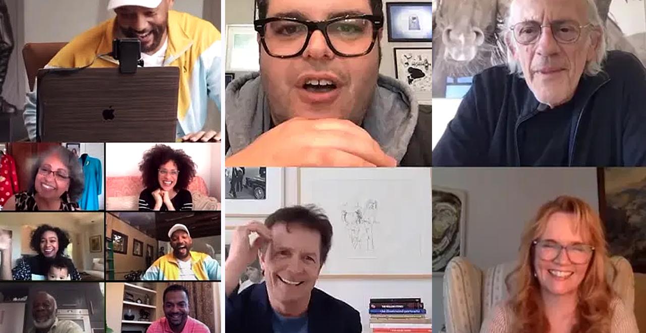 6 Best Cast Reunions