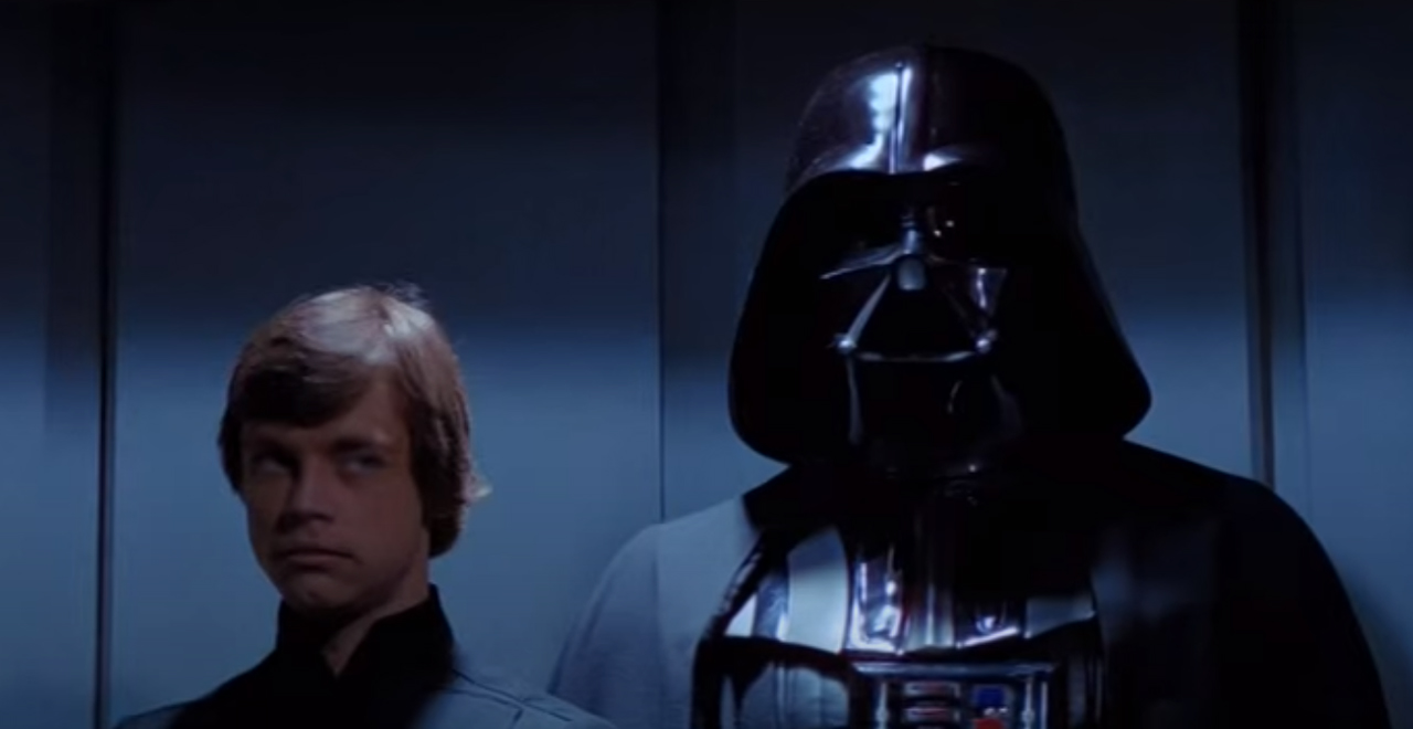 Dark Side Luke