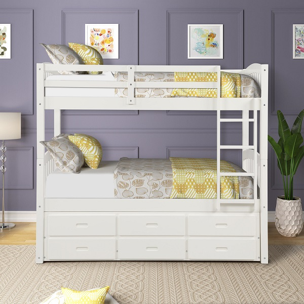 DIY How To Build A Bunkbed Best Bunkbed Ideas