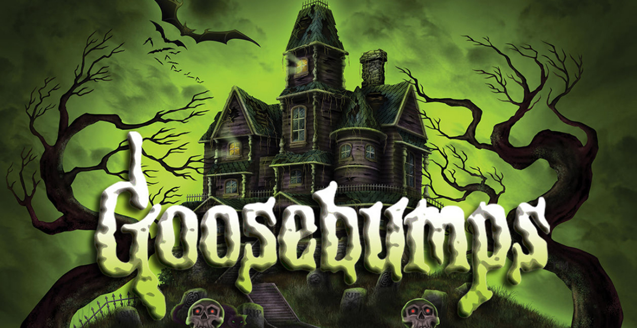 goosebumps is coming back