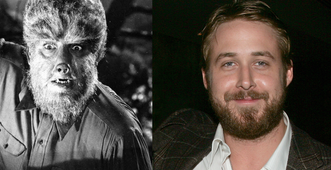 Gosling is The Wolfman