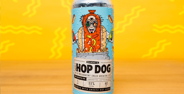 Hot Dog Beer