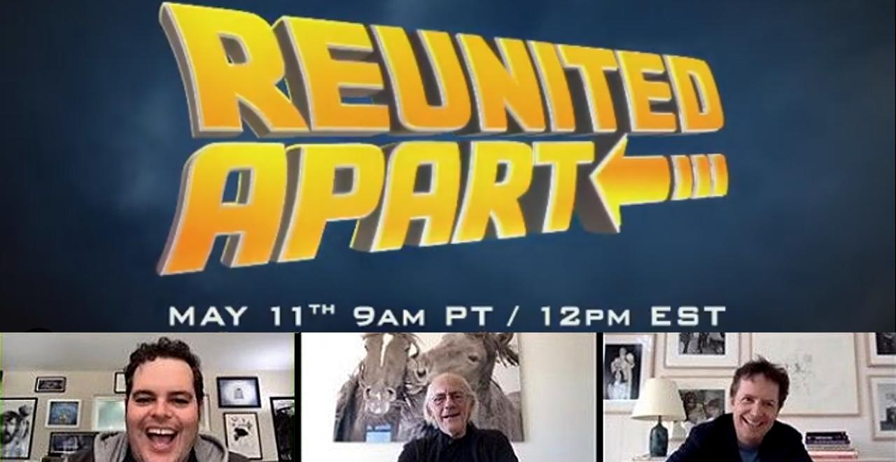 Reunited Apart BTTF Reunion