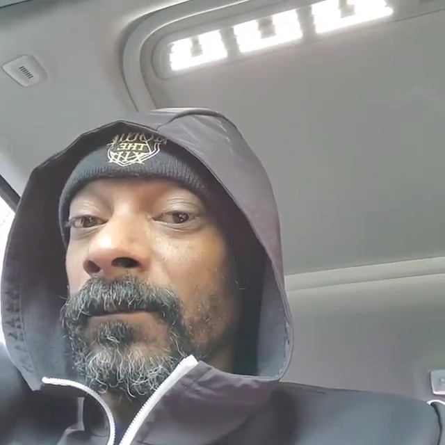 snoop cold face