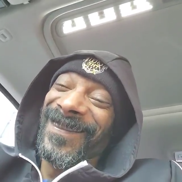 snoop laugh