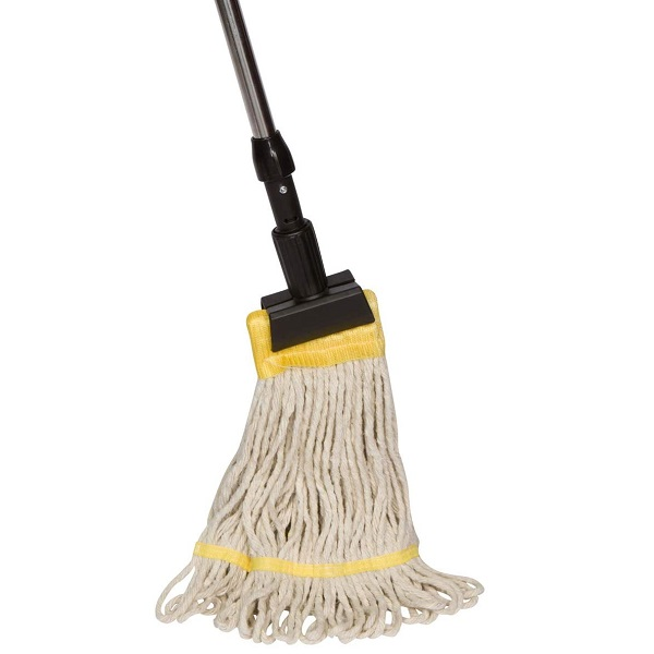 best products for DIY staining concrete floors: Tidy Tools Industrial Grade Mop