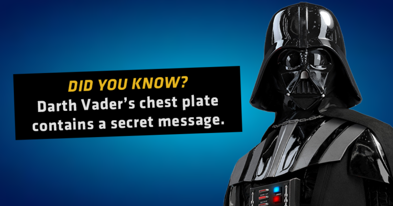15 Crazy Facts You Don't Know About Star Wars