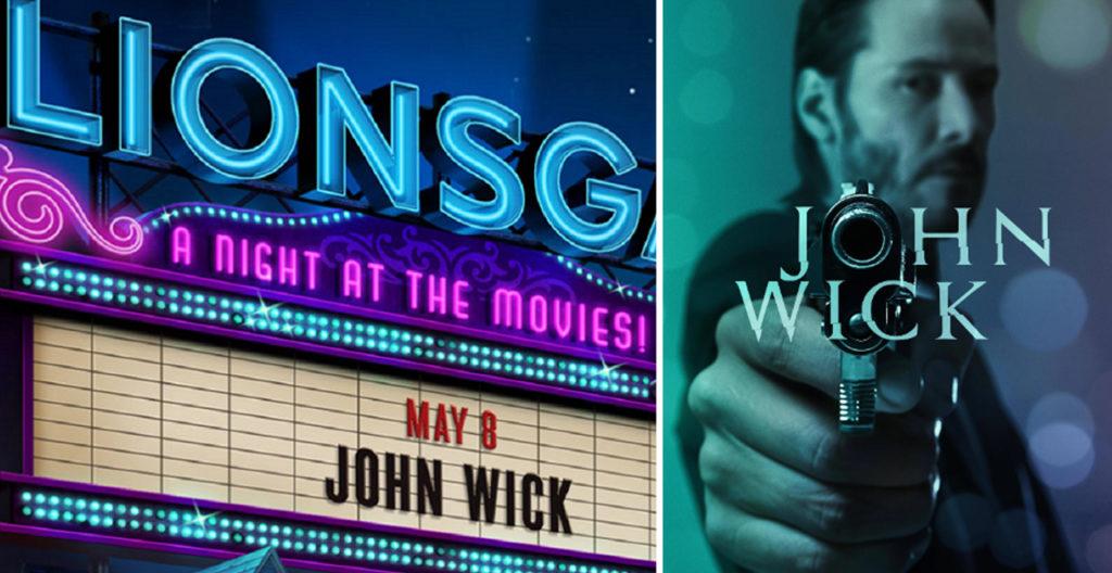 John Wick Livestream