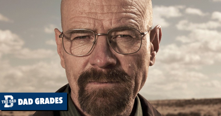 Dad Grades: Walter White From Breaking Bad