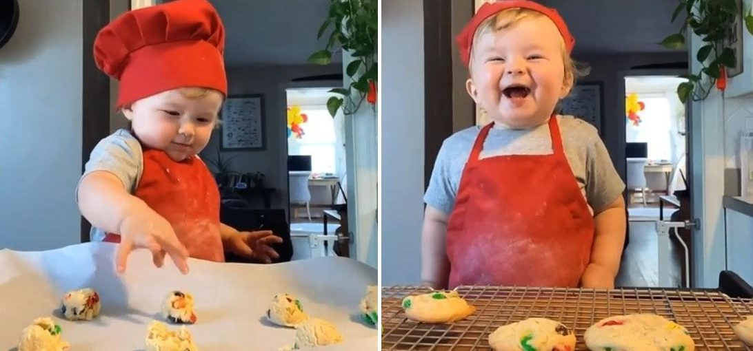 1-Yr-Old Chef