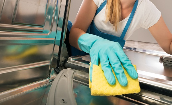 DIY How To Clean A Dishwasher