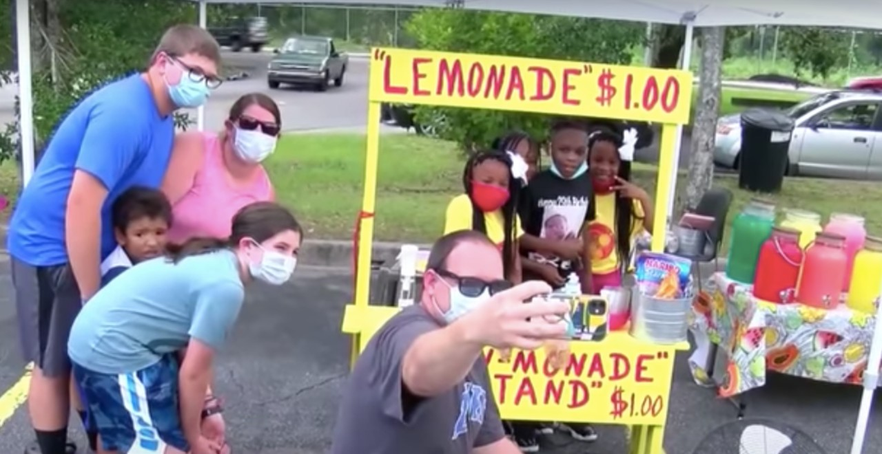 7-Year-Old Twins Find Massive Success in Legal Lemonade Operation
