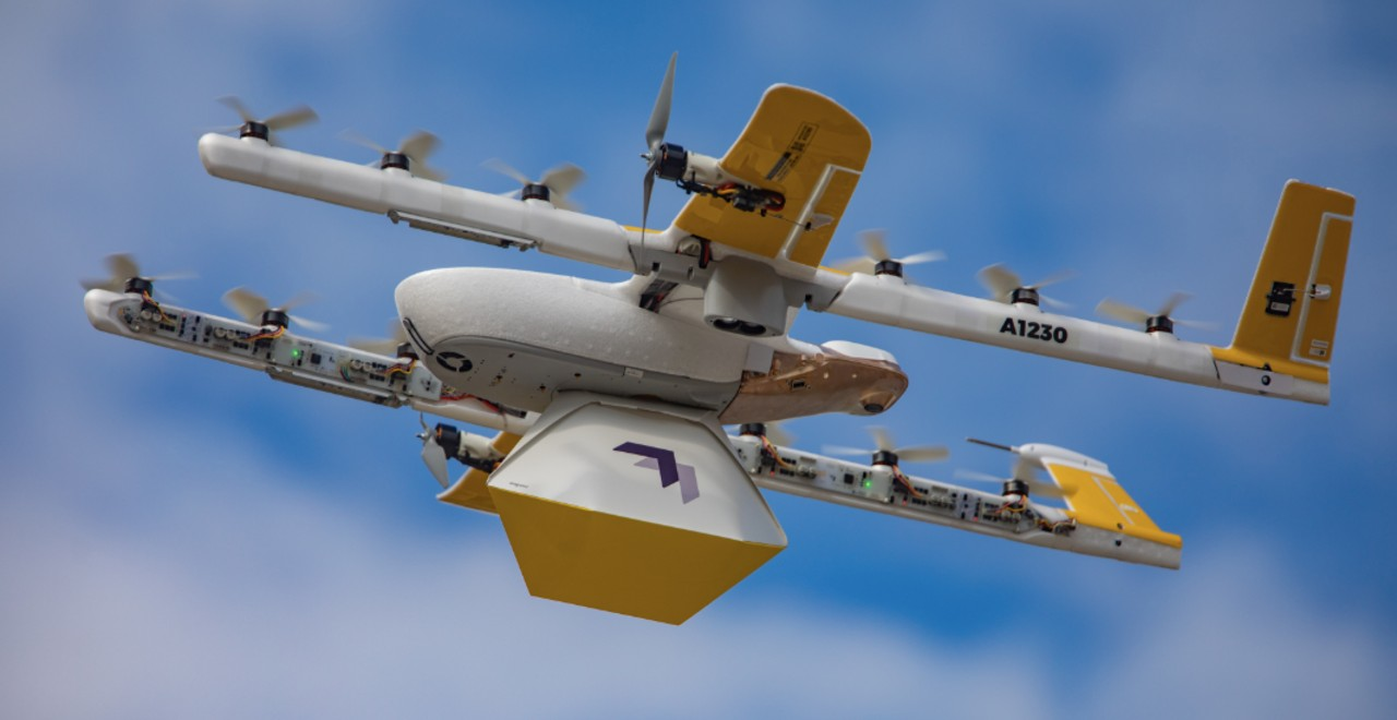 Library Books Will be Delivered to Virginia Kids by Drone