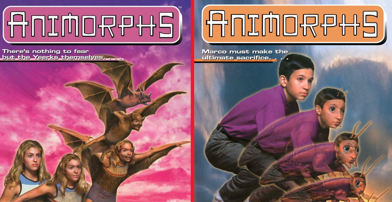 Animorphs Movie