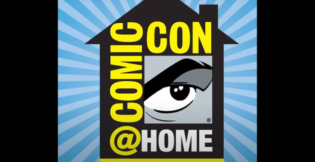 Comic-Con @Home