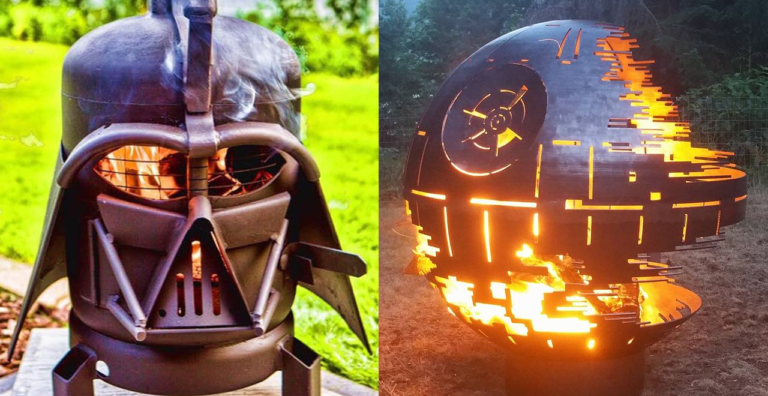 The 5 Coolest Star Wars-Themed Barbecue Pits