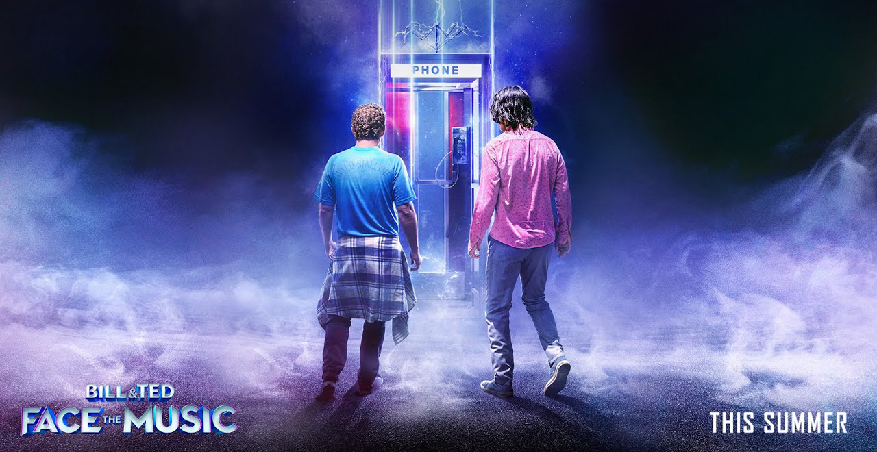 Bill and Ted 3 Trailer