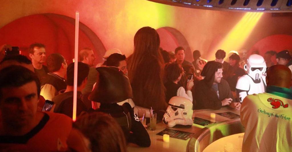 Star Wars Cantina Bar