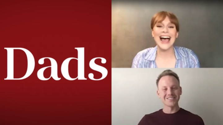 Bryce Dallas Howard Talks 'DADS' and the Many Facets of Modern-Day Fatherhood
