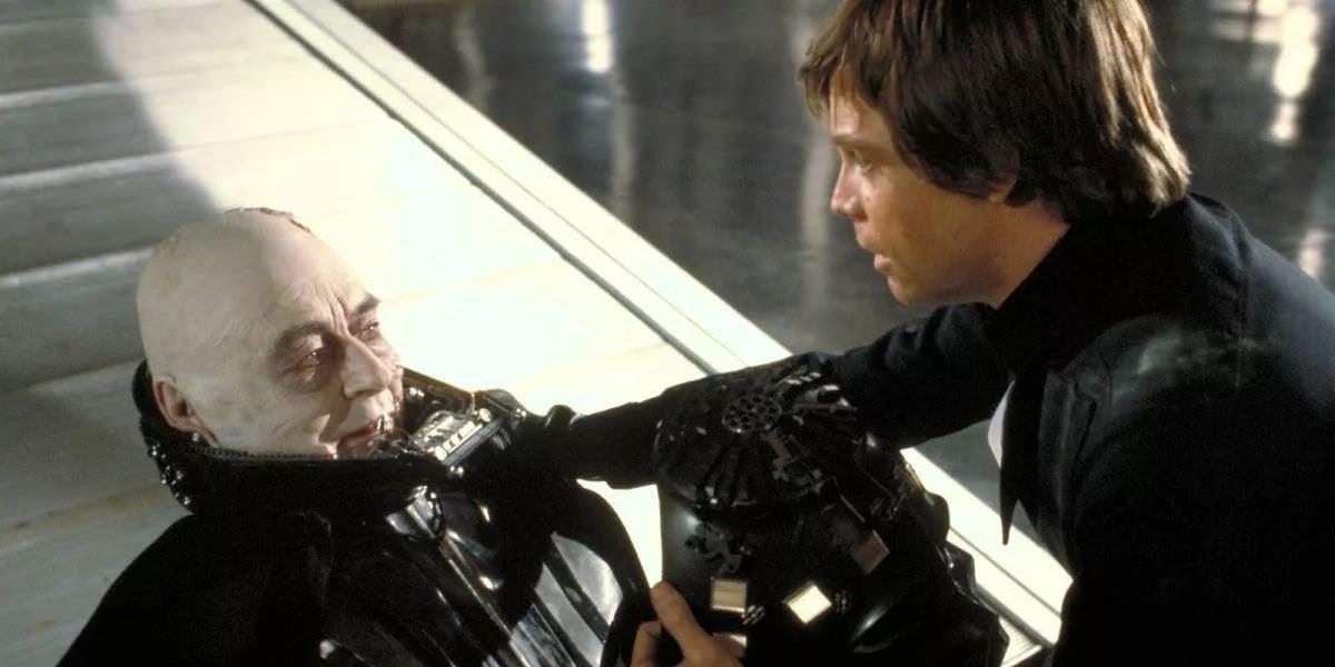 Darth and Luke, Father Son