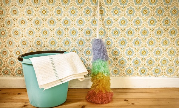 DIY Best Way To Remove Wallpaper