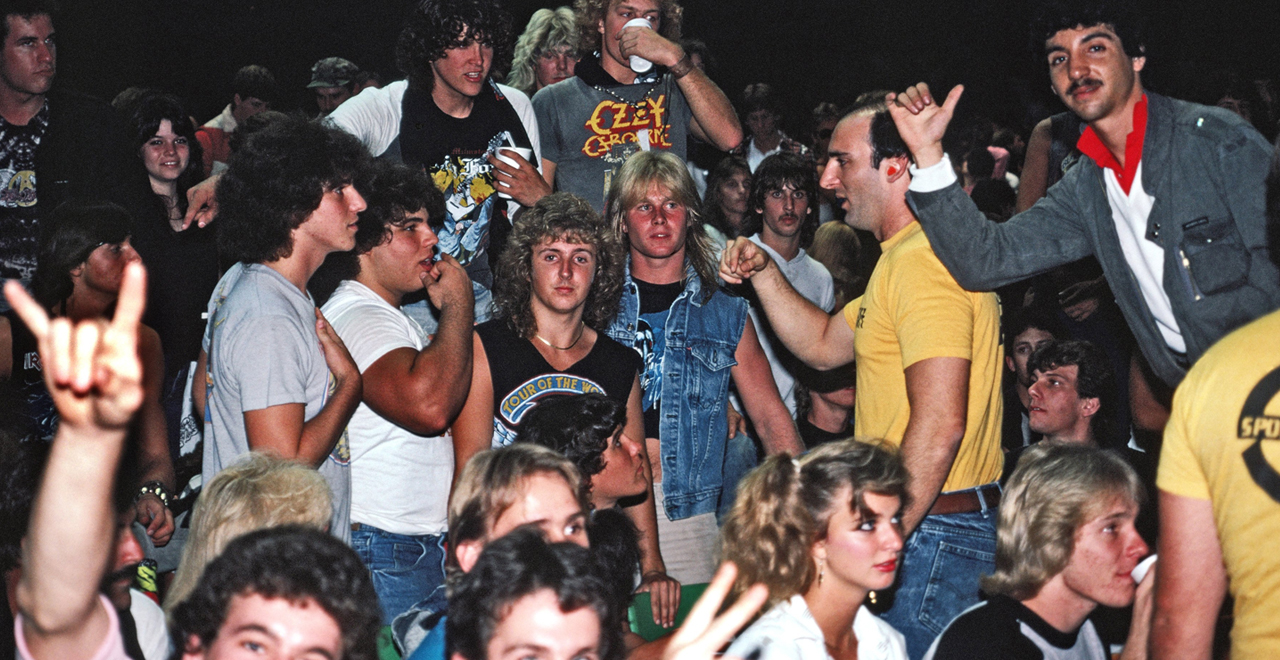 1980s Metal Heads Are Alright