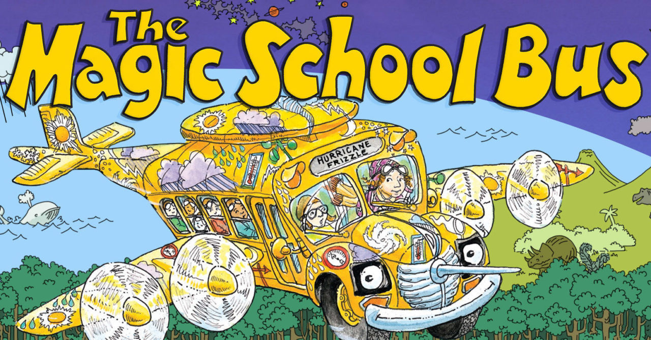 Live-Action Magic School Bus
