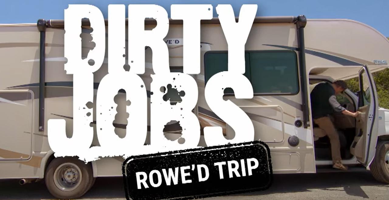 Rowe'd Trip Miniseries
