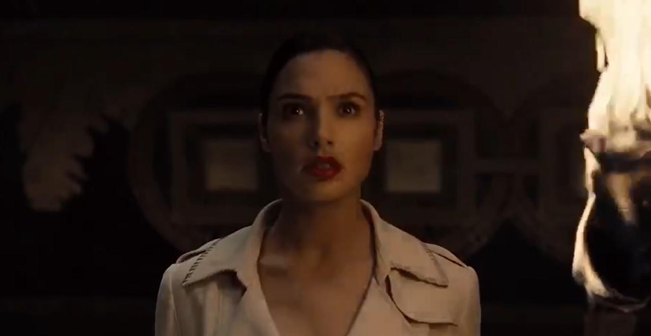 Snyder Cut Teaser
