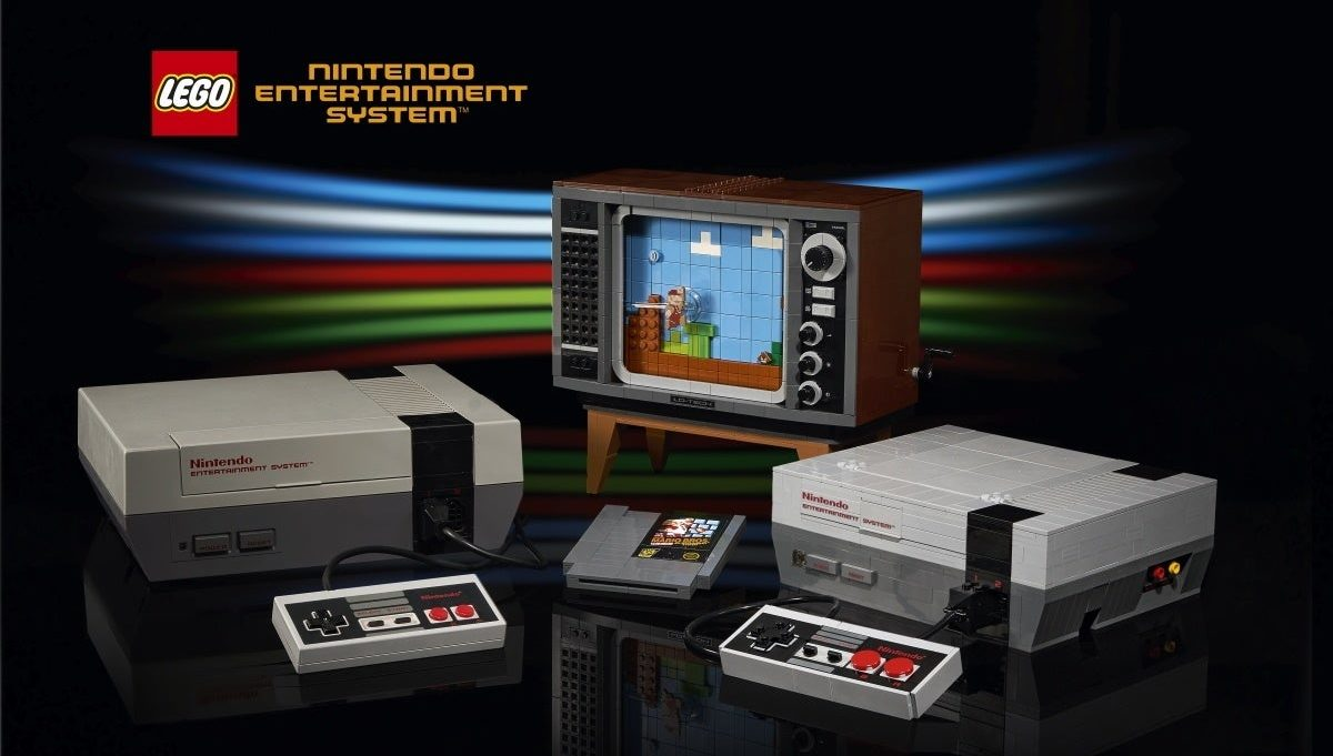 Lego NES Set