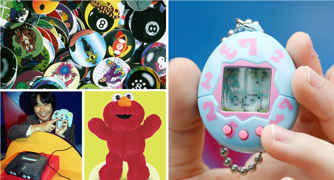 Top 15 Most Popular 90s Toys