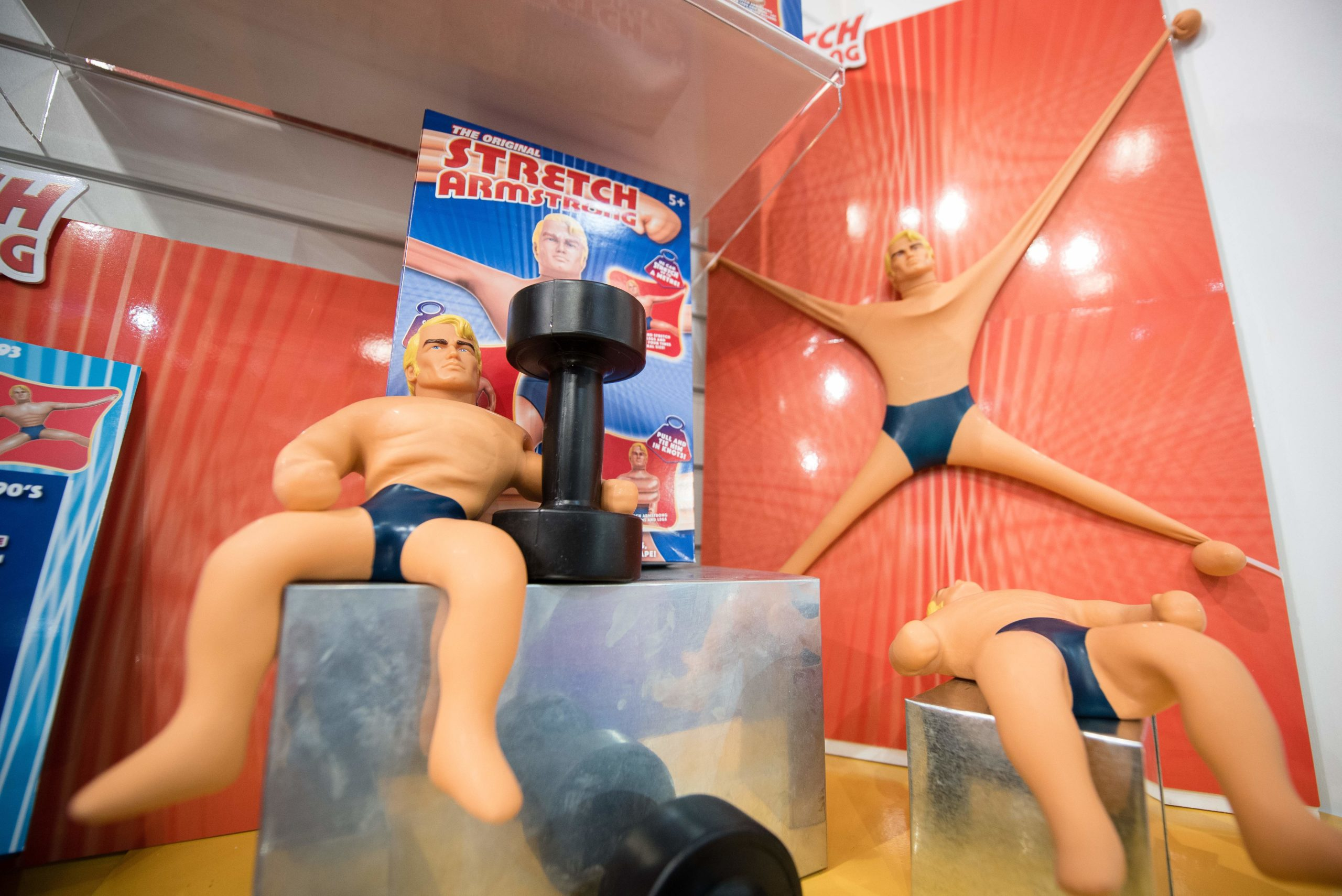 Most Popular Toys of the 90s: Stretch Armstrong