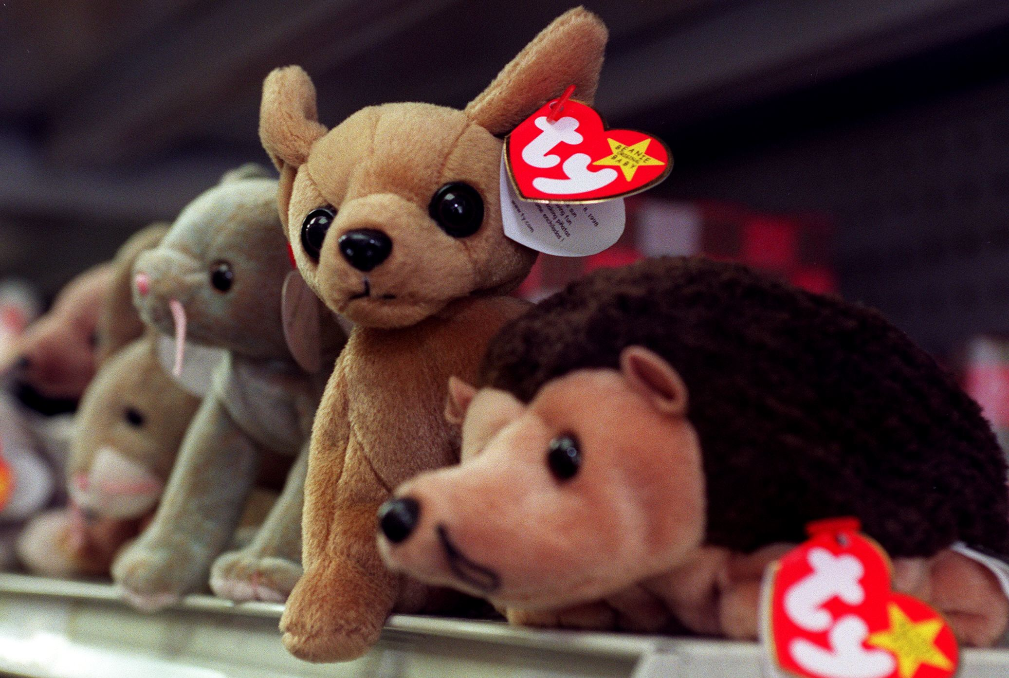 Most Popular Toys of the 90s: Beanie Babies