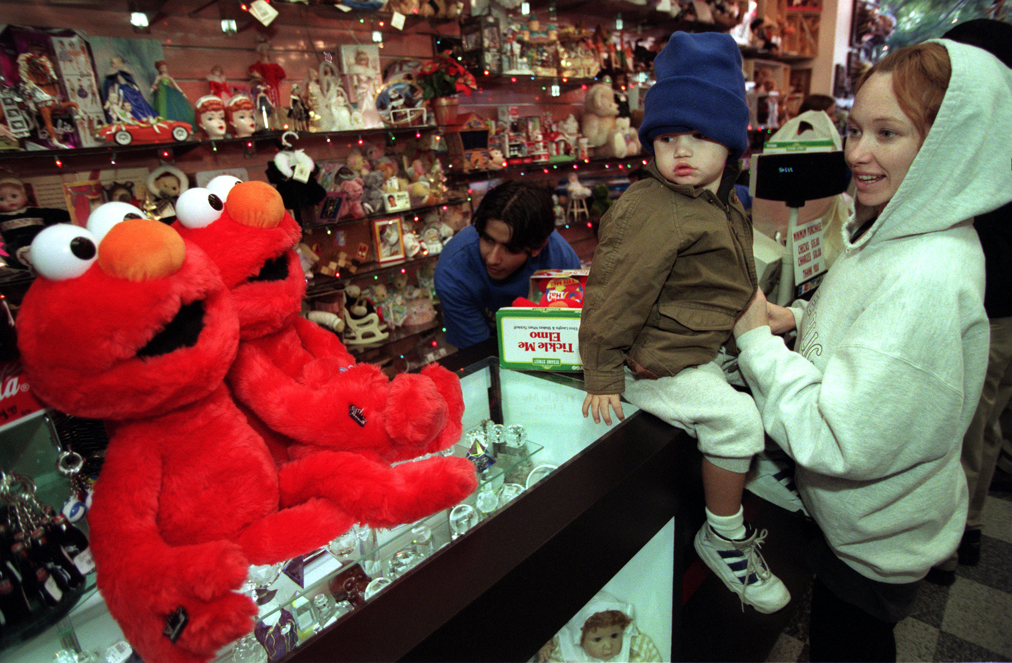 Most Popular Toys of the 90s: Tickle Me Elmo