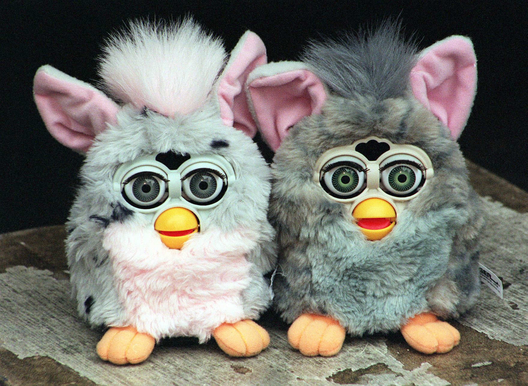 Most Popular Toys of the 90s: Furby