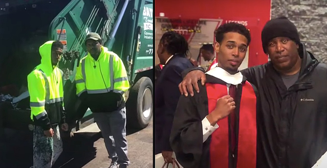 24-Year-Old Paid for College by Collecting Trash, Now He's Headed to Harvard