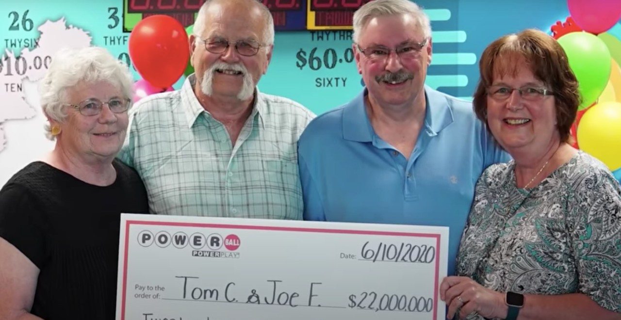 Man Splits Lottery Winnings With Friend to Keep 1992 Promise