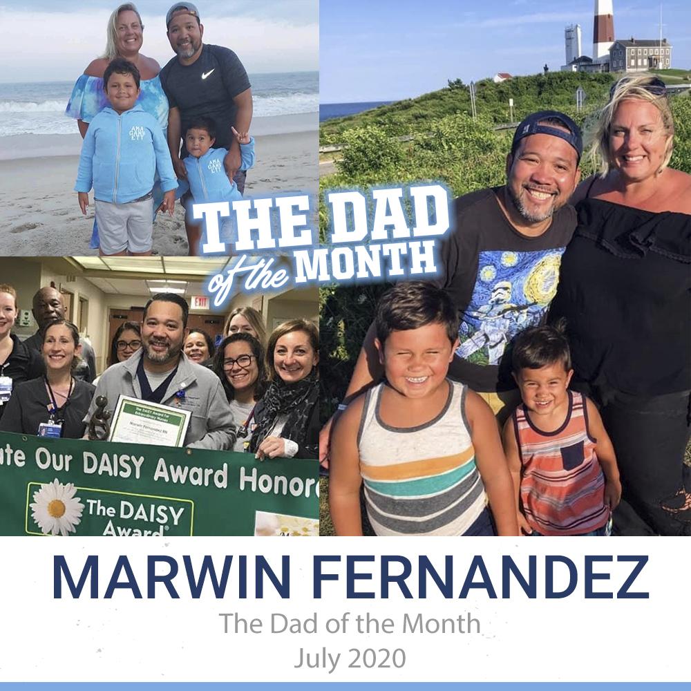 July 2020: Marwin Fernandez