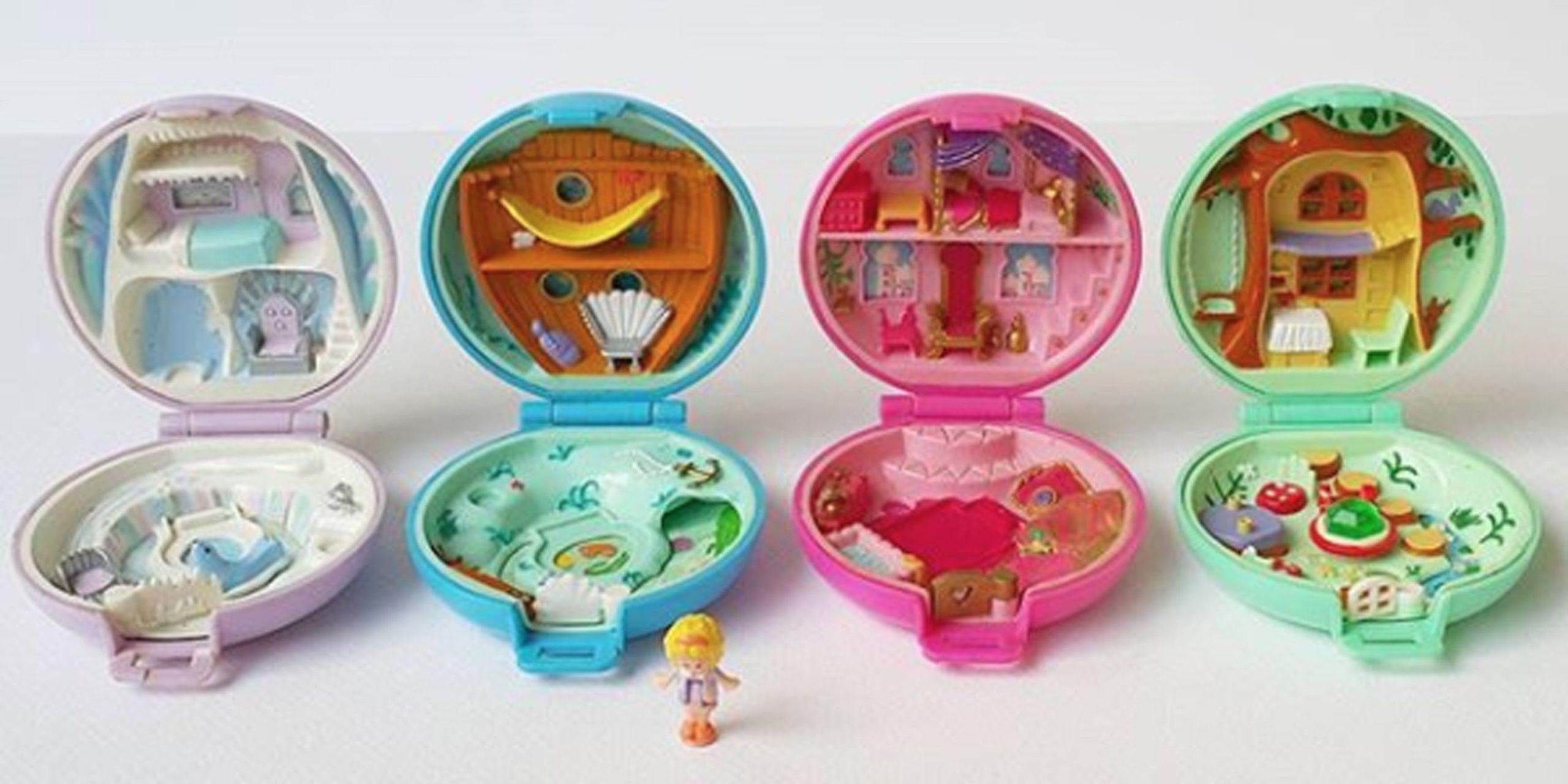 Most Popular Toys of the 90s: Polly Pocket