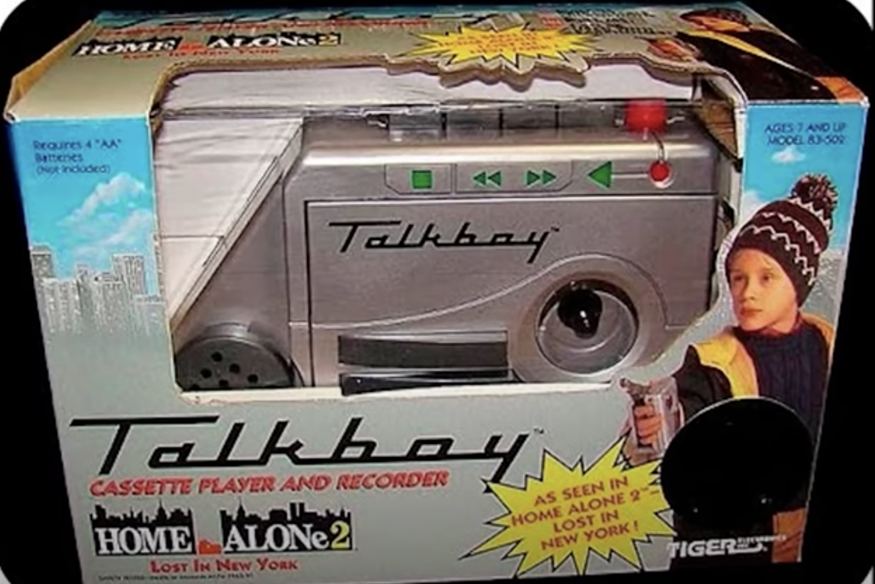 Most Popular Toys of the 90s: Talkboy